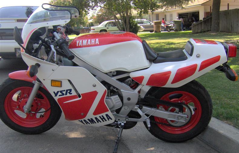 Yamaha Ysr 50 Motor Arcade